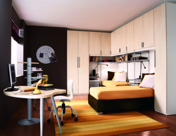 10 ideas for modern dorm rooms (2)