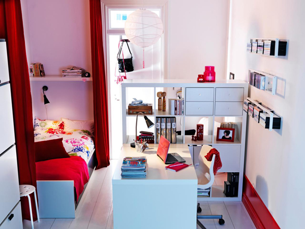 10 ideas for modern dorm rooms (3)