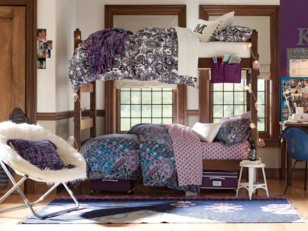 10 ideas for modern dorm rooms (4)