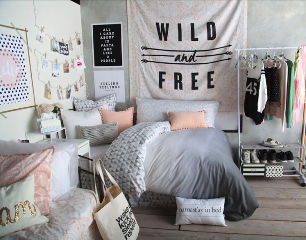 10 ideas for modern dorm rooms (7)