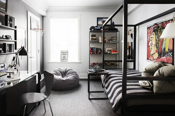 10 ideas for modern dorm rooms (8)