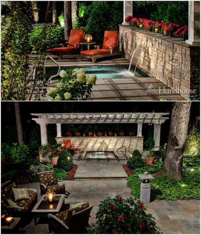 10 ideas to decorate backyard pergola (10)