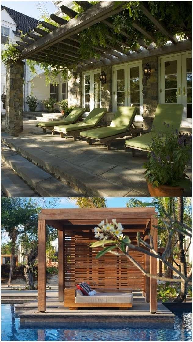 10 ideas to decorate backyard pergola (9)