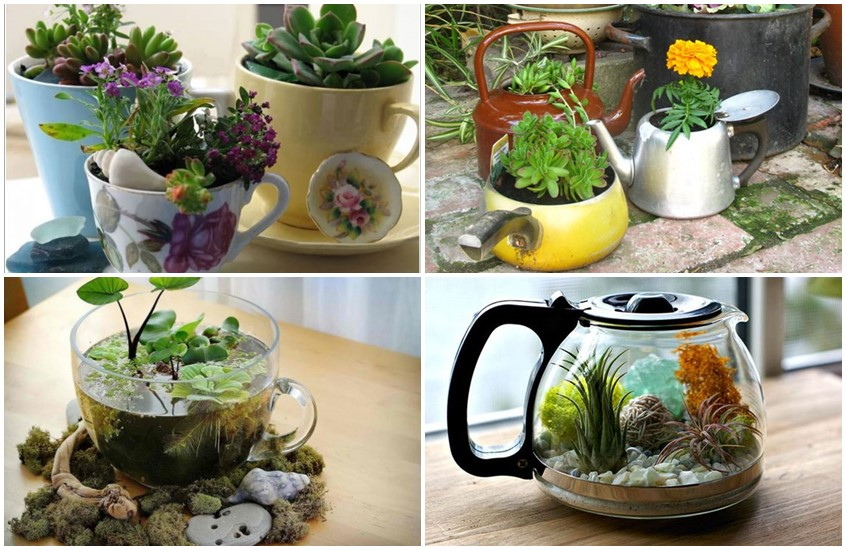 15 idea miniature garden (14)