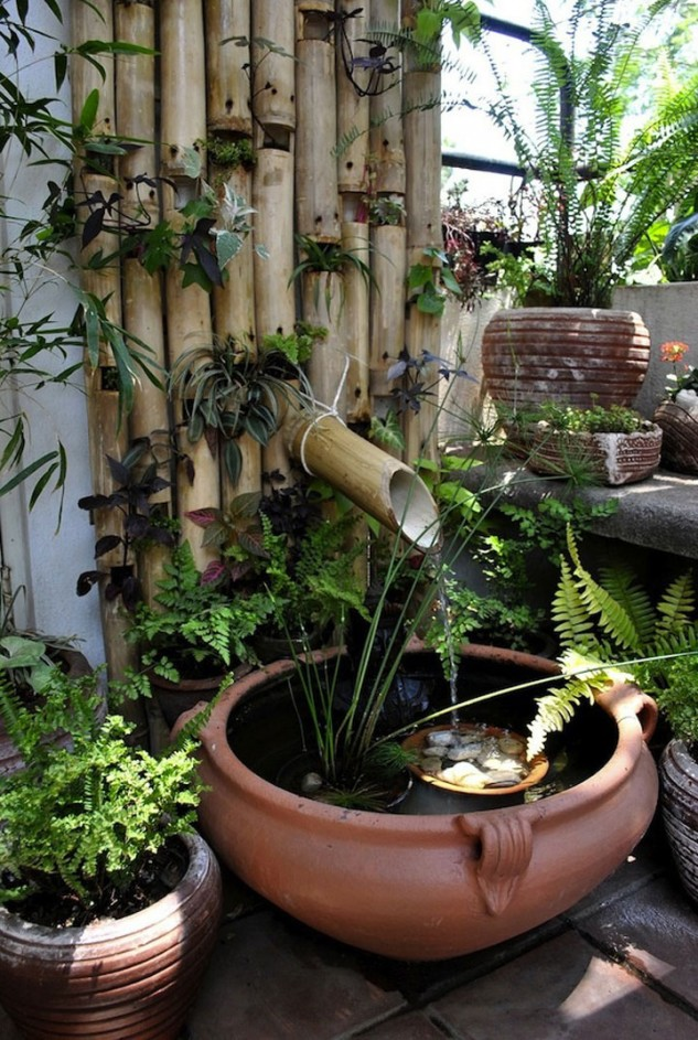 16 Mini Water Garden Inspirations (14)