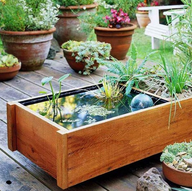 16 Mini Water Garden Inspirations (16)