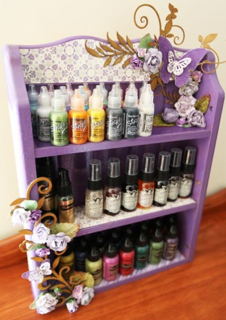 17 Ideas cosmetics storage area (16)