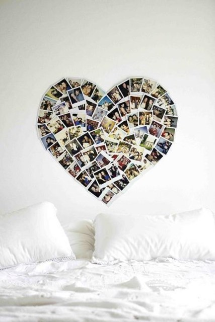 17 ideas walls decorated with pictures (2)