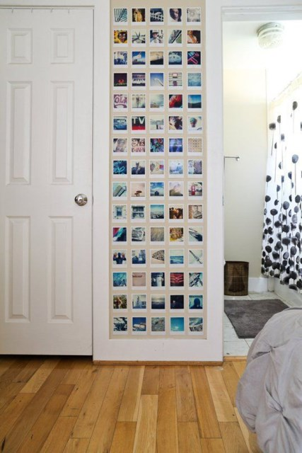 17 ideas walls decorated with pictures (21)