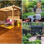 18 ไอเดีย มุมพักผ่อนแบบสวนหลังบ้าน สวยงาม เรียบง่าย ร่มรื่น น่าอยู่