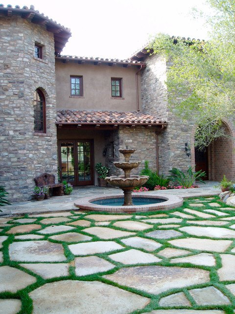 19-brilliant-tiered-fountain-design-courtyard (17)