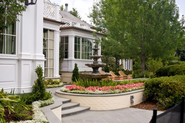 19-brilliant-tiered-fountain-design-courtyard (19)
