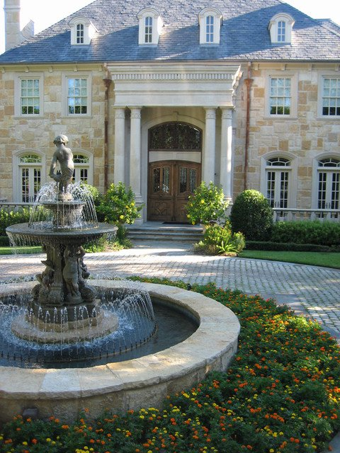 19-brilliant-tiered-fountain-design-courtyard (8)