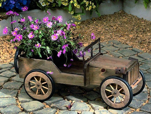 19 diy garden decorations that everyone can make (10)
