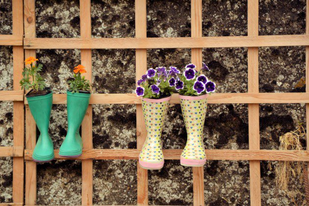 19 diy garden decorations that everyone can make (12)