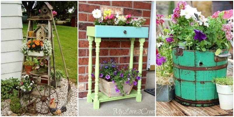 19 diy garden decorations that everyone can make (14)
