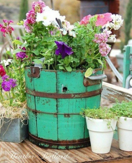 19 diy garden decorations that everyone can make (5)