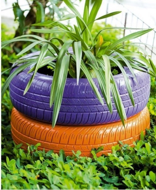 19 diy garden decorations that everyone can make (6)
