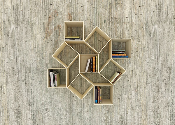 19 diy-ideas-make-stunning-bookshelf (10)