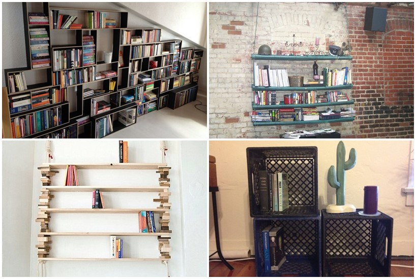 19 diy-ideas-make-stunning-bookshelf (18)