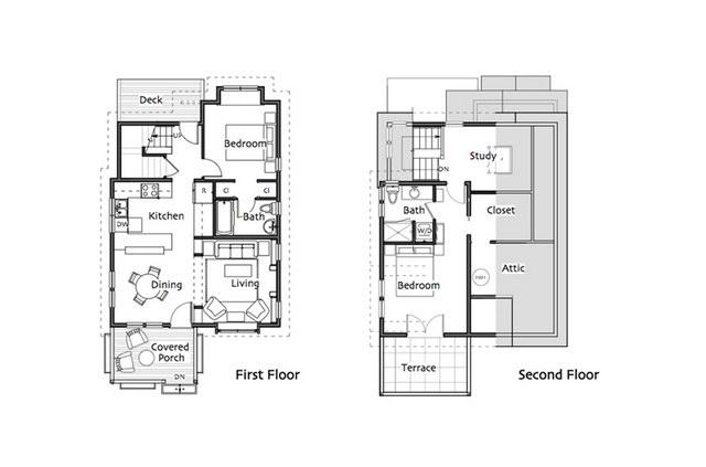 2 floor country egret house (2)