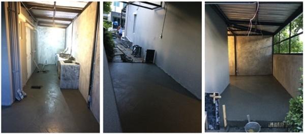 2.4x5 townhome concrete kitchen review (10)