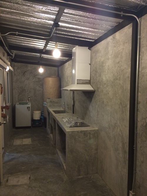 2.4x5 townhome concrete kitchen review (17)