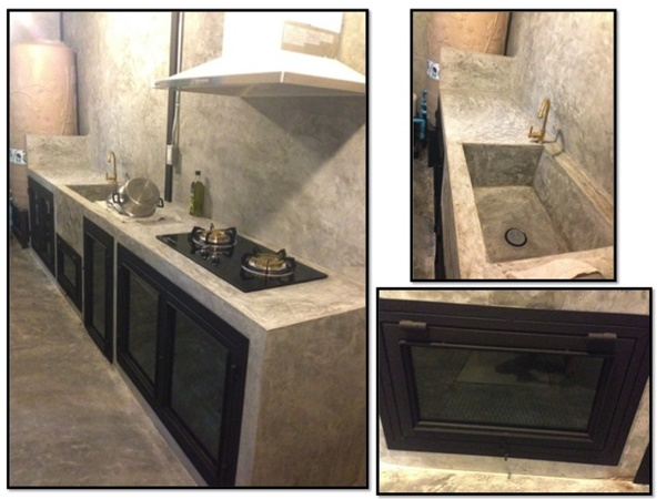 2.4x5 townhome concrete kitchen review (26)