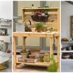 20 ของแต่งบ้าน จากการประยุกต์ไม้พาเลท สร้างมุมโปรดแบบ DIY