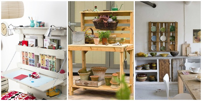 20 diy pallet furniture (16)