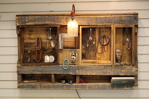 20 diy pallet furniture (5)