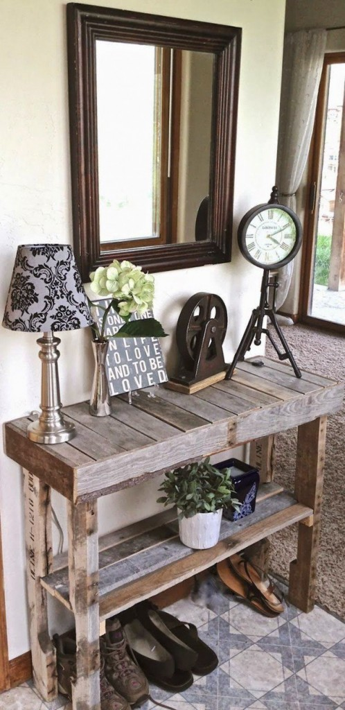 20 diy pallet furniture (8)