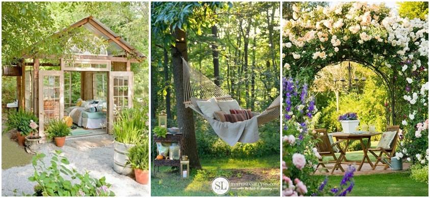 20 outstanding garden enjoyment relaxation