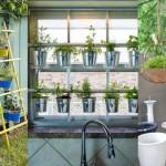 21 ไอเดียจัดสวนหย่อม และสวนครัว ในรูปแบบห้อยแขวน ได้ทั้งความสวยงามและประโยชน์