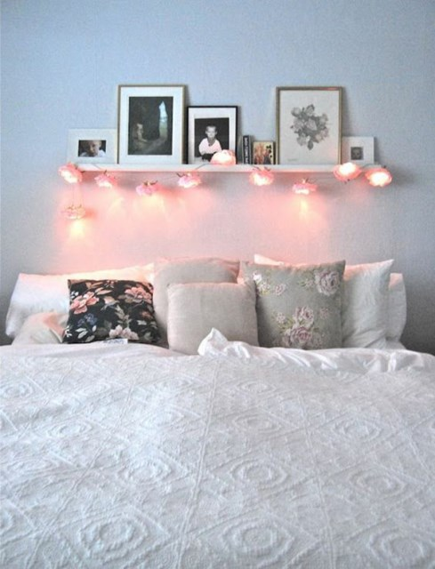 22 diy-string-lights-in-the-bedroom (1)