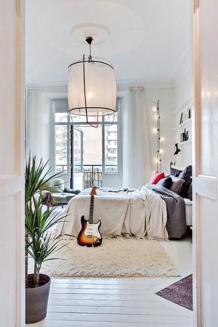 22 diy-string-lights-in-the-bedroom (8)