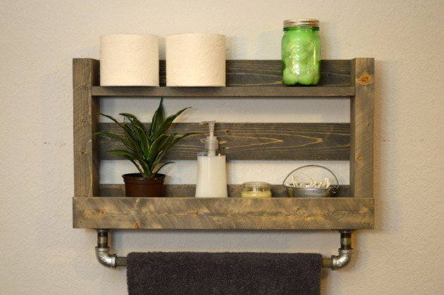 24 most easiest diy storage idea small bathroom (17)