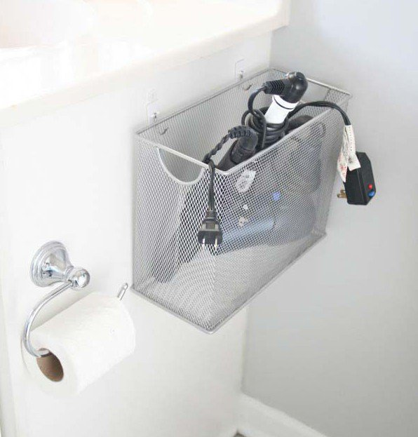 24 most easiest diy storage idea small bathroom (18)