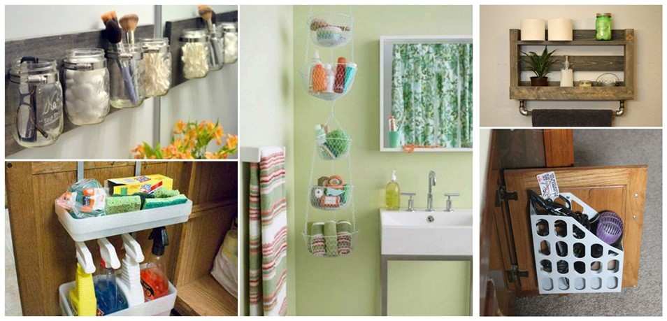 24 most easiest diy storage idea small bathroom (2)