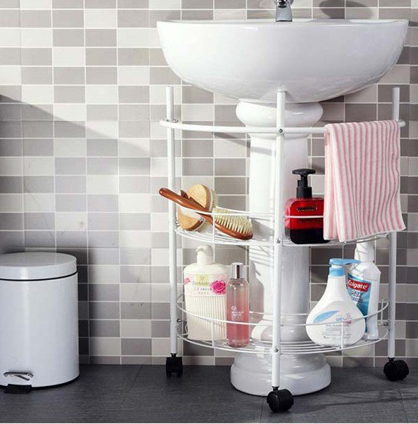 24 most easiest diy storage idea small bathroom (3)