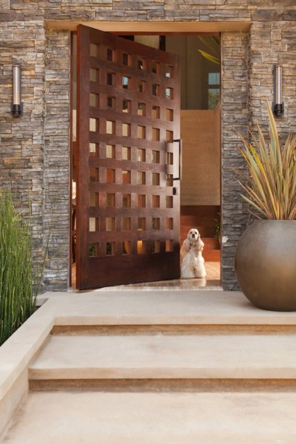 25 modern-front-door-with-wood-accents (11)