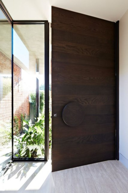 25 modern-front-door-with-wood-accents (14)