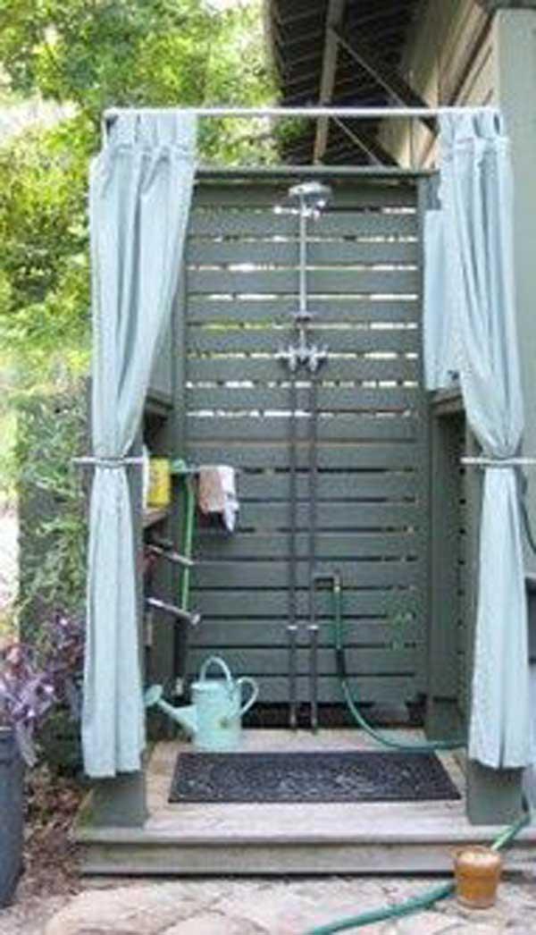 30 outdoor shower ideas (10)