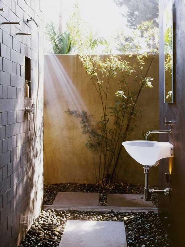 30 outdoor shower ideas (14)