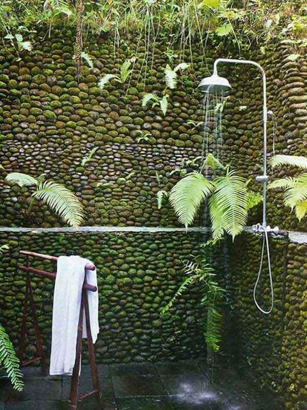 30 outdoor shower ideas (15)