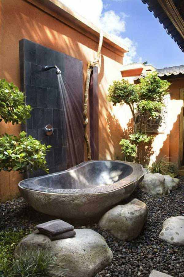 30 outdoor shower ideas (18)