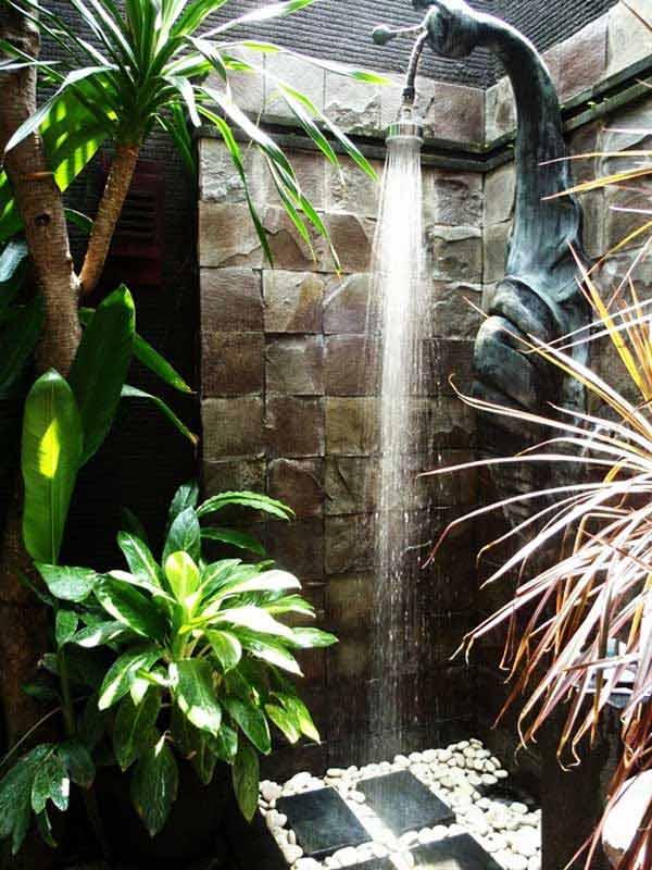 30 outdoor shower ideas (20)