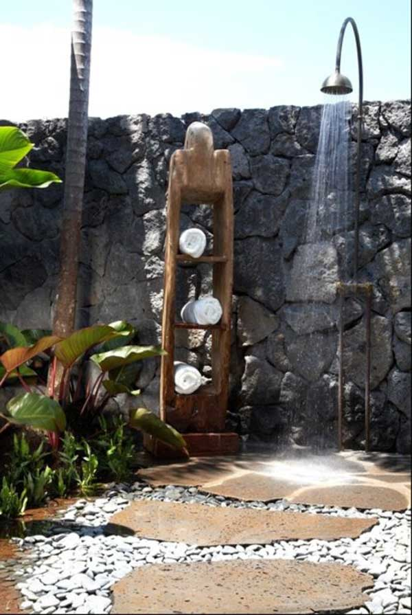 30 outdoor shower ideas (28)