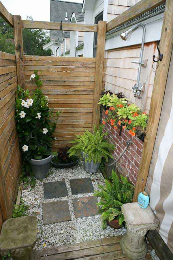 30 outdoor shower ideas (3)