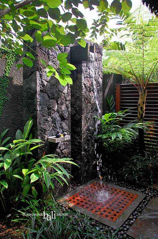 30 outdoor shower ideas (4)